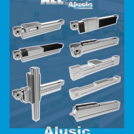 Linear Actuators & Linear Guides