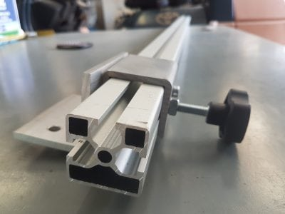 Do you know what Aluminium T Slot extruded profiles and accessories can be used for ? - aluminium extrusion