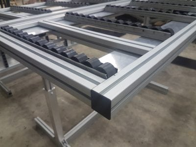 Do you know what Aluminium T-Slot extruded profiles and accessories can be used for ? - aluminium extrusion