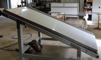 T Slot Aluminium conveyor system