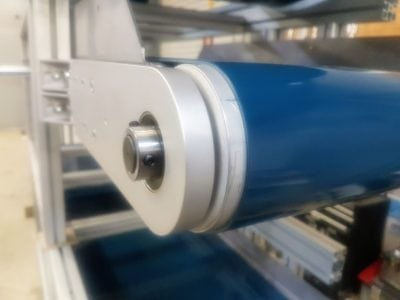 Conveyor systems - aluminium extrusion