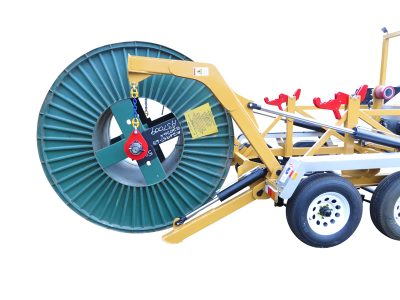 3 ton cable trailer