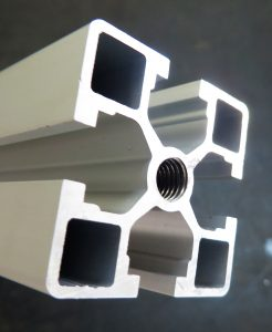 T-Slot Aluminium Extrusion - 40 X 40
