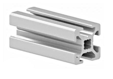 20 x 20 T-slot extruded Aluminium Profile