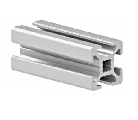 20 x 20 T-slot extruded Aluminium Profile