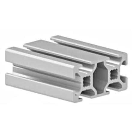 20 x 40 T-slot extruded Aluminium