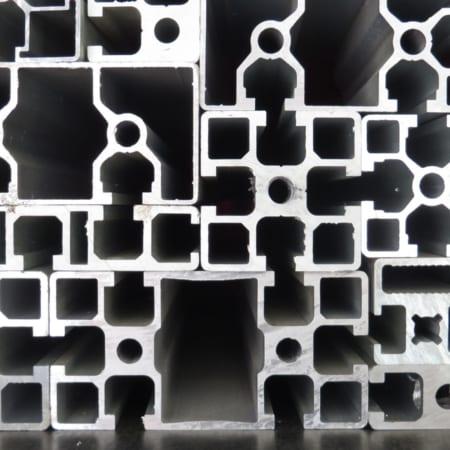 Extruded Aluminium T slot Profile