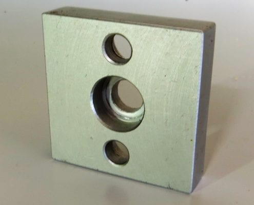 Alusic Clamping Plate