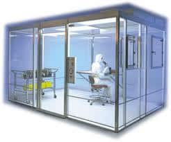 Image of a clean room
