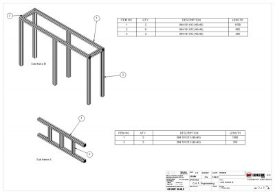 Conveyor plans