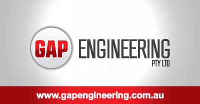 GAP Logo with Web Address