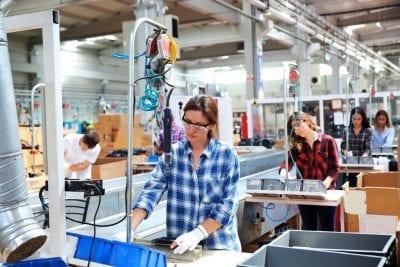Custom made workstations - aluminium extrusion