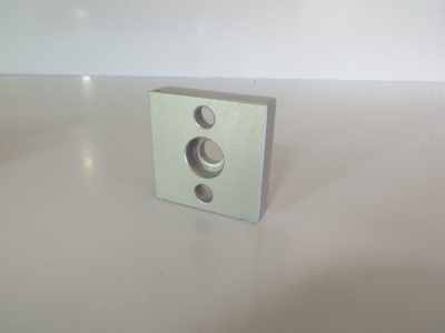 Aluminium extrusion accessories