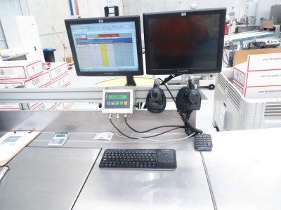 Aluminium extrusion Workstation
