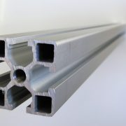 Alusic T Slot Aluminium Extrusion profile