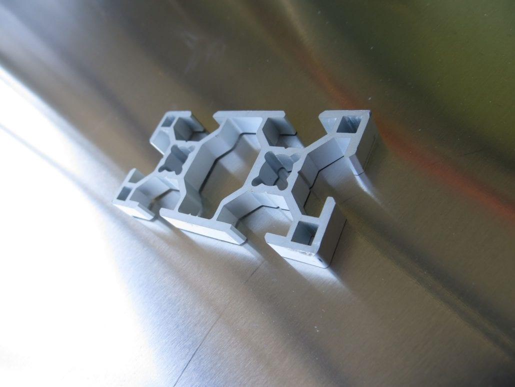 30x60 Aluminium T slot extrusion