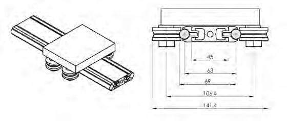 Series Linear slide