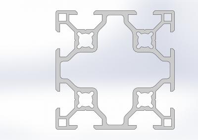 V slot Aluminium extrusion