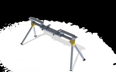 Portable Drop Saw Bench