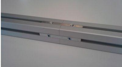 T-Slot extruded aluminium profile joints – Linear joints - aluminium extrusion