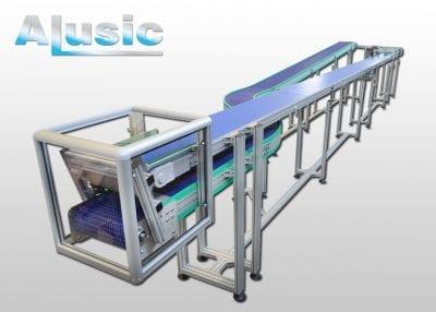 conveyor system T Slot Aluminium