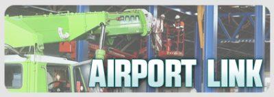 Airport Link header