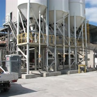 Batch concrete production