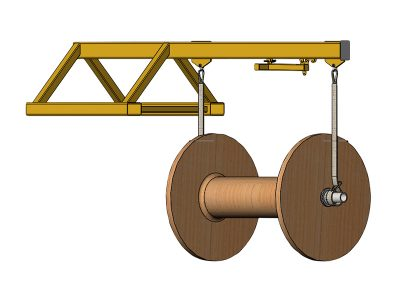 Cable Handling Equipment - aluminium extrusion