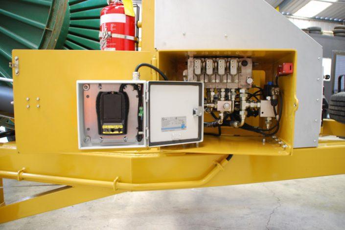 Fabrication motor