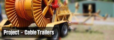 Cable trailers