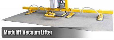 Slide modulift vacuum lifter