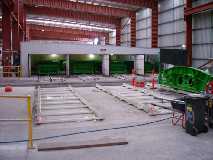 Tunnel segment production