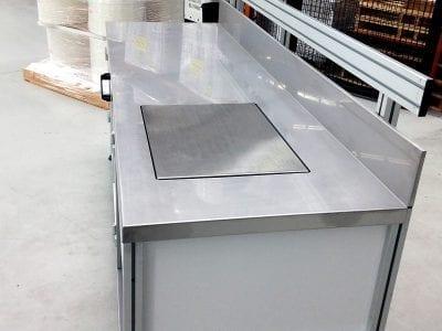 T Slot Aluminium extrusion workbench
